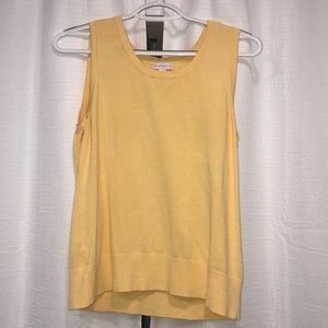 Chapter Club Tank Top Sweater